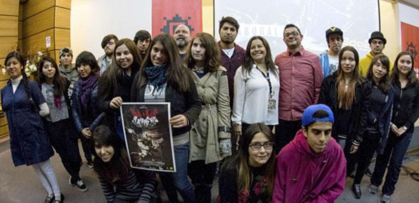 Especialistas de Chilemonos 2016 expusieron sobre animación en la UTEM